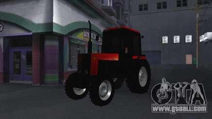 Tractor MTF 1025 for GTA San Andreas