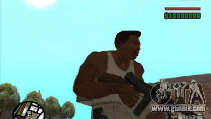 TOMSON for GTA San Andreas
