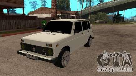 VAZ 2131 for GTA San Andreas