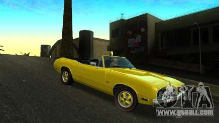 EON Stallion GT-A for GTA San Andreas