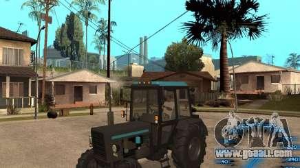 Tractor MTZ-80 for GTA San Andreas
