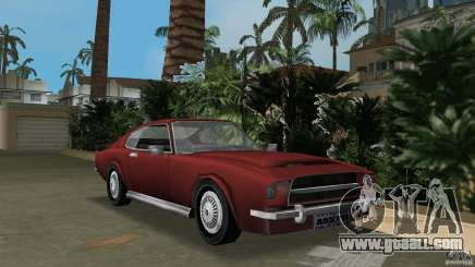 Aston Martin V8 Vantage 5.3 1969-1989 for GTA Vice City