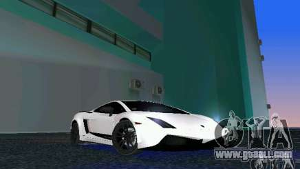 Lamborghini Gallardo LP570 SuperLeggera for GTA Vice City