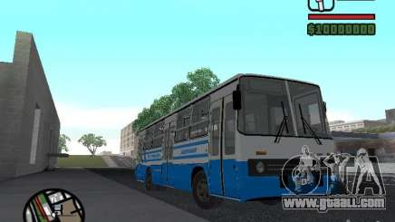 Ikarus 260 safety for GTA San Andreas
