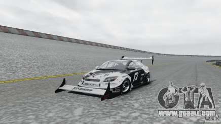 Toyota Team NFS AWD Scion tC for GTA 4