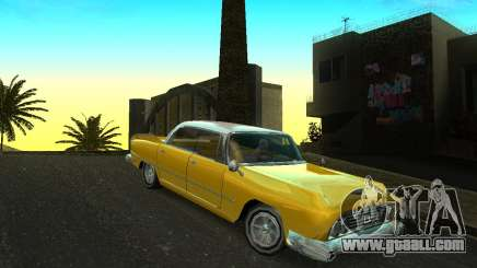 Dodge Polara for GTA San Andreas