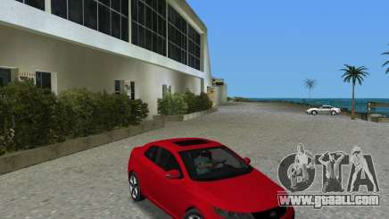 Kia Forte Coupe for GTA Vice City