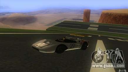 Nissan R381 for GTA San Andreas