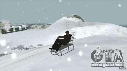Sledge for GTA San Andreas