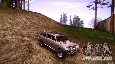 GAZ 2402 4 x 4 PickUp for GTA San Andreas