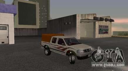Nissan Pickup for GTA San Andreas