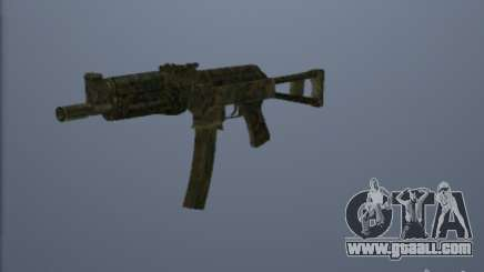 Pp-19-01 CAMO for GTA San Andreas