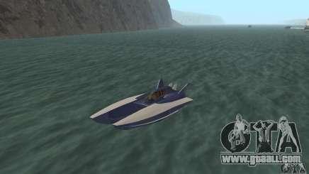 Powerboat for GTA San Andreas