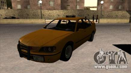 Taxi from GTA IV for GTA San Andreas