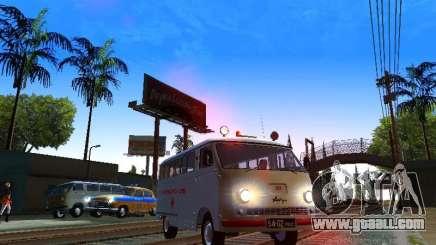 RAPH-977IM Emergency for GTA San Andreas