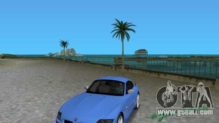 BMW Z4 for GTA Vice City