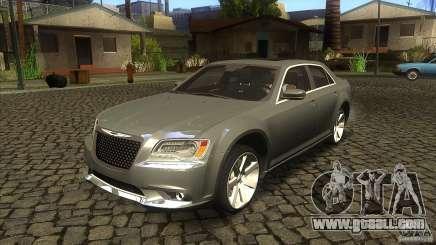 Chrysler 300 SRT-8 2011 V1.0 for GTA San Andreas