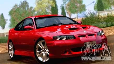 Vauxhall Monaro VXR for GTA San Andreas