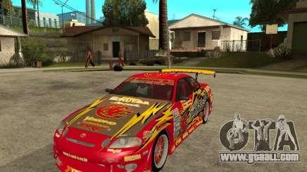 Toyota Soarer for GTA San Andreas