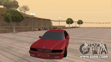 BMW 750iL e38 Diplomat for GTA San Andreas