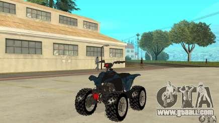 Honda Sportrax for GTA San Andreas