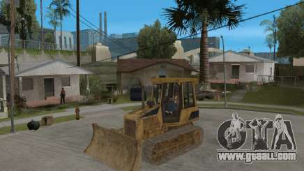 Bulldozer from COD 4 MW for GTA San Andreas