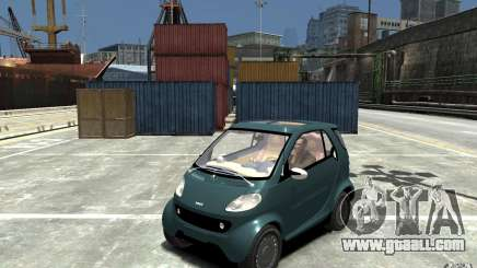 Smart For Two for GTA 4