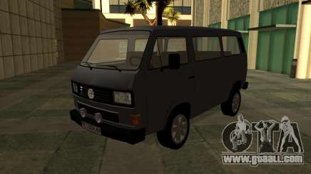 Volkswagen Transporter T3 for GTA San Andreas