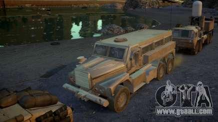 HEMTT Phalanx Oshkosh for GTA 4