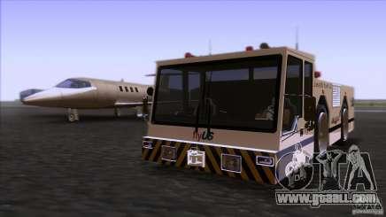 Ripley from GTA IV for GTA San Andreas
