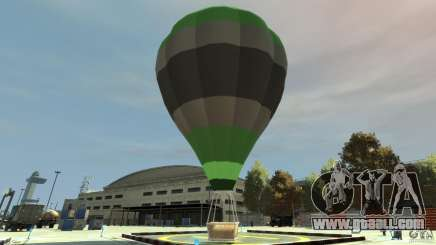 Balloon Tours option 3 for GTA 4