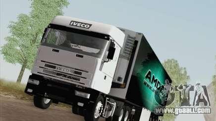 Iveco Eurostar for GTA San Andreas