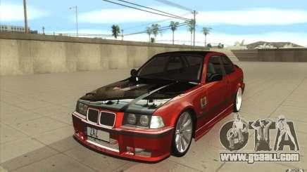 BMW Fan Drift Bolidas for GTA San Andreas