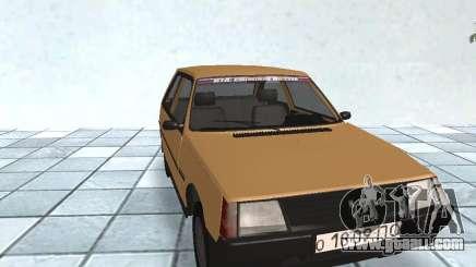 ZAZ Tavria 1103 for GTA San Andreas
