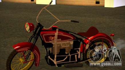 1923 ACE 1200cc for GTA San Andreas