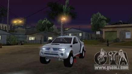 Mitsubishi L200 Triton for GTA San Andreas