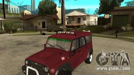 UAZ-3159 (Hunter) for GTA San Andreas