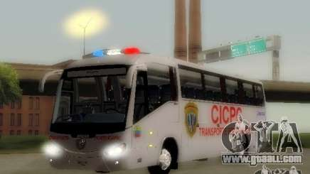 Irizar CICPC for GTA San Andreas