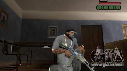 AKM HD for GTA San Andreas