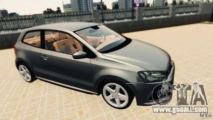 Volkswagen Polo v2.0 for GTA 4