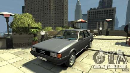 Audi 80 B2 1985 Quattro for GTA 4