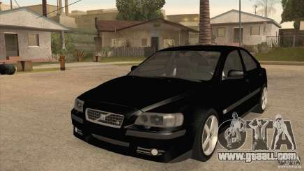 Volvo S60R for GTA San Andreas