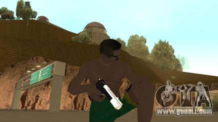 Weapon Pack V1.0 for GTA San Andreas