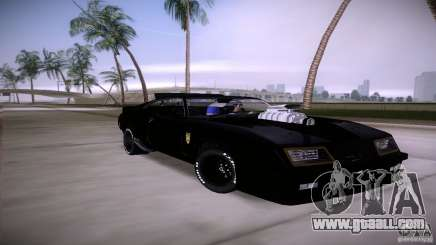 Ford Falcon GT Pursuit Special V8 Interceptor 79 for GTA Vice City