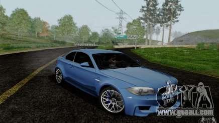 BMW 1M 2011 V3 for GTA San Andreas