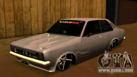 Chevrolet Chevette 1976 TDW Edit for GTA San Andreas