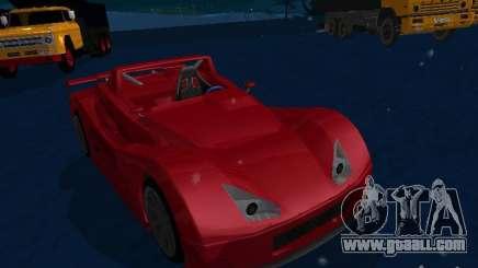 Lada Revolution for GTA San Andreas