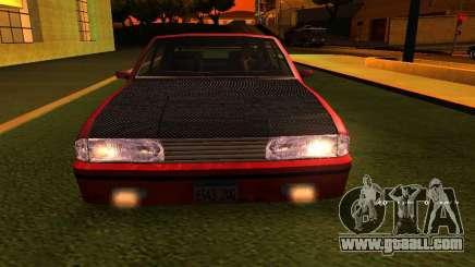 Emperor GT for GTA San Andreas