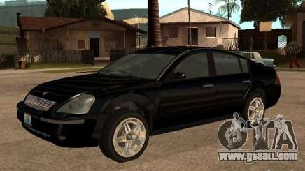 Nissan Teana for GTA San Andreas