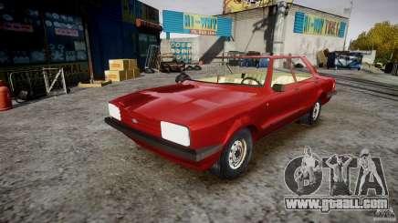 Ford Taunus for GTA 4